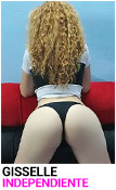 gisselle Escort Independiente