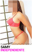 samy Escorts Independiente