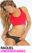 Raquel Escort Universitarias