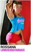 Rossana Escort Universitarias